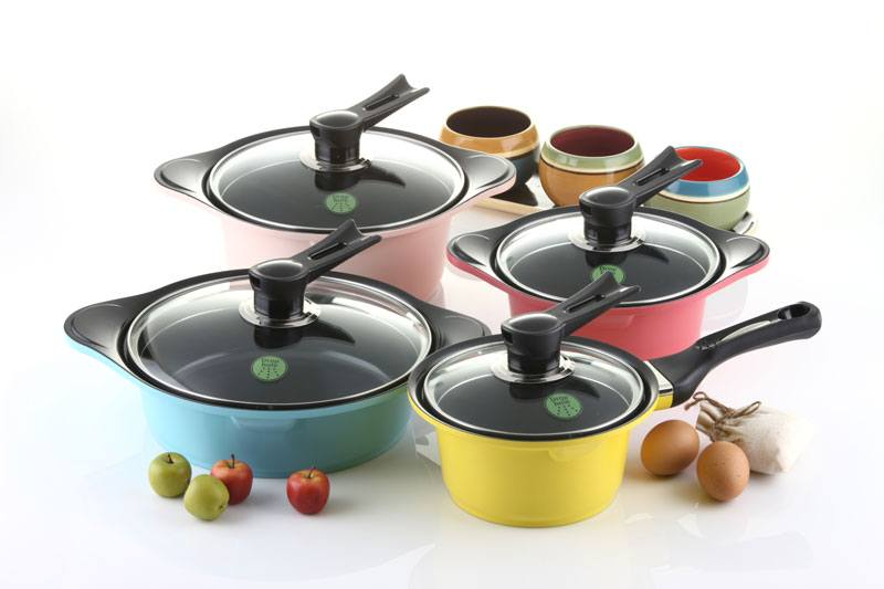 Ceramic Cookware And Advantages of Ceramic
