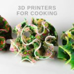 3D Printers For Cooking