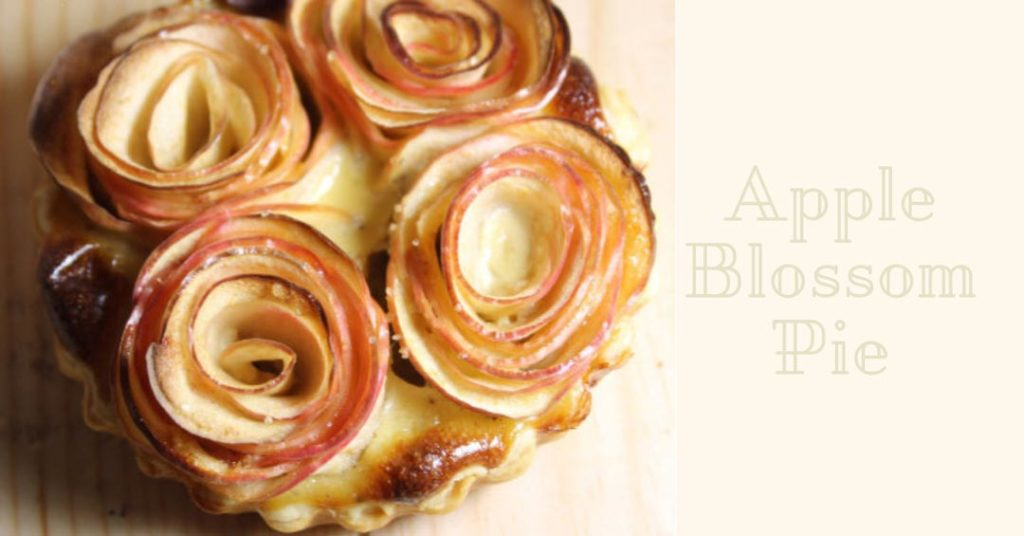 Apple Blossom Pie – Enjoy The Unforgettable And Delicious Taste!