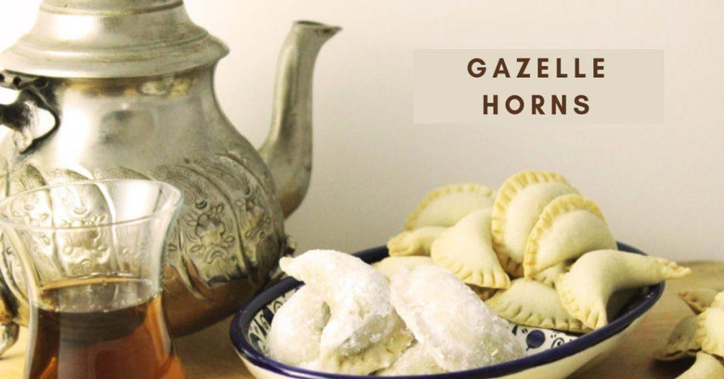 Gazelle Horns – A Delight With A Good Mint Green Tea