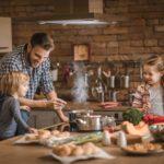 Integrated kitchen appliances